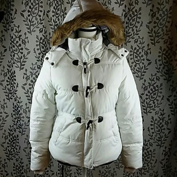 9525aa8eee0c1 YMI Jackets & Coats   Outerwear Puffer Coat With Faux Fur   Poshmark
